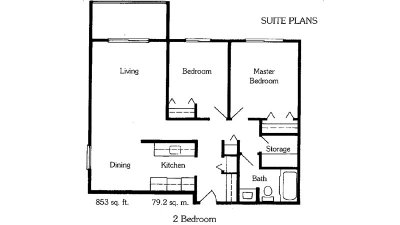 cedar-2-badroom--Bedrooms-floorplan