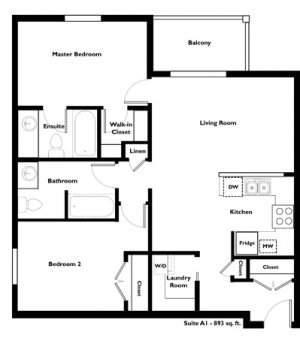 MPA-Suite-Type-A2-Bed 2-Bath