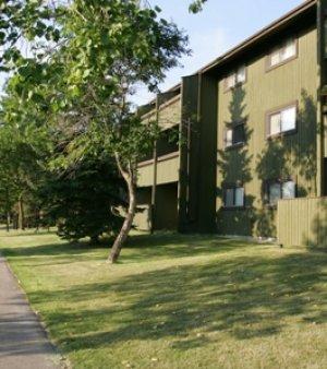 Cedars Front Exterior.