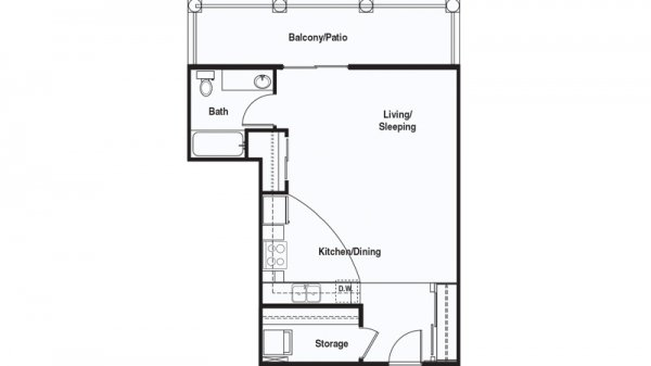 sheridan-studio-floorplan
